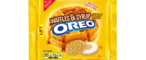 Oh Hell Yes: Waffle Oreos Are Here to Make Your Mornings Great!