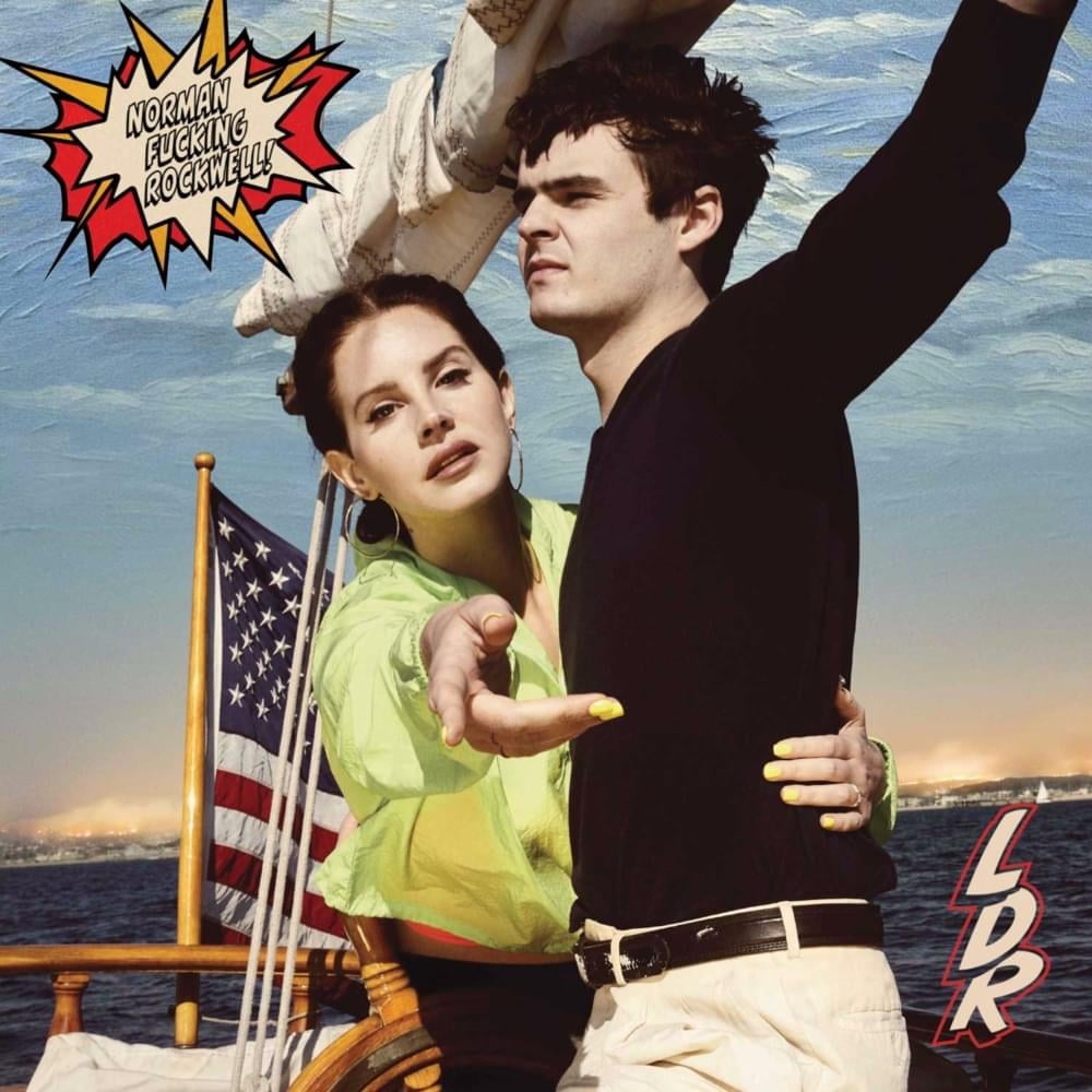 Norman F*cking Rockwell! by Lana Del Rey