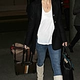 Kate Hudson Arrives at LAX | Pictures