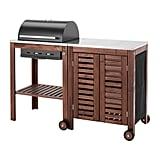 Äpplaro / Klasen Charcoal Grill With Cabinet ($248)