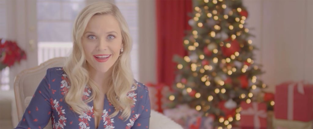 Wreath Witherspoon Draper James Video 2016