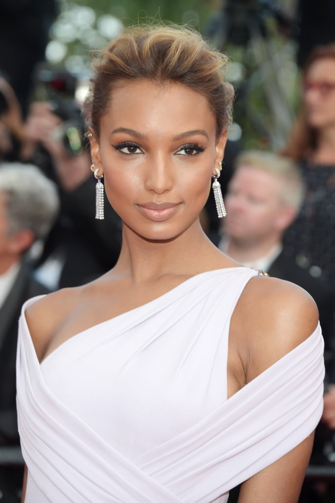 Jasmine Tookes at the Cannes Film Festival