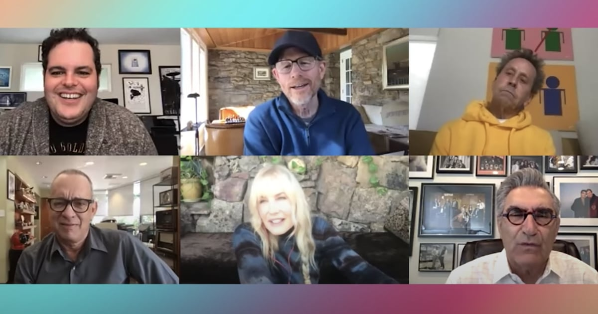 Tom Hanks, Daryl Hannah, and Eugene Levy Had a Virtual Splash Reunion After 35 Years!