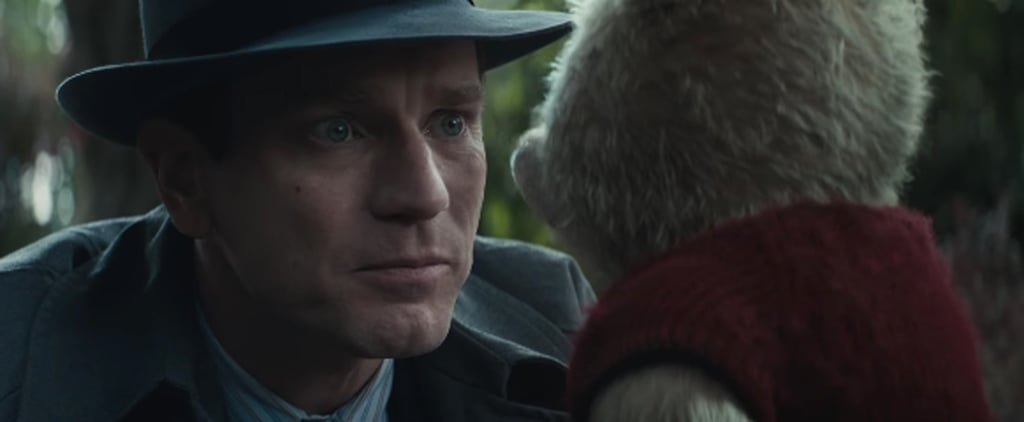 The Christopher Robin Trailer Is Finally Here — and You Won't Believe Who's Making a Cameo