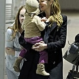 Pictures of Nicole Kidman and Sunday Rose