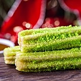 Sour Apple Churros