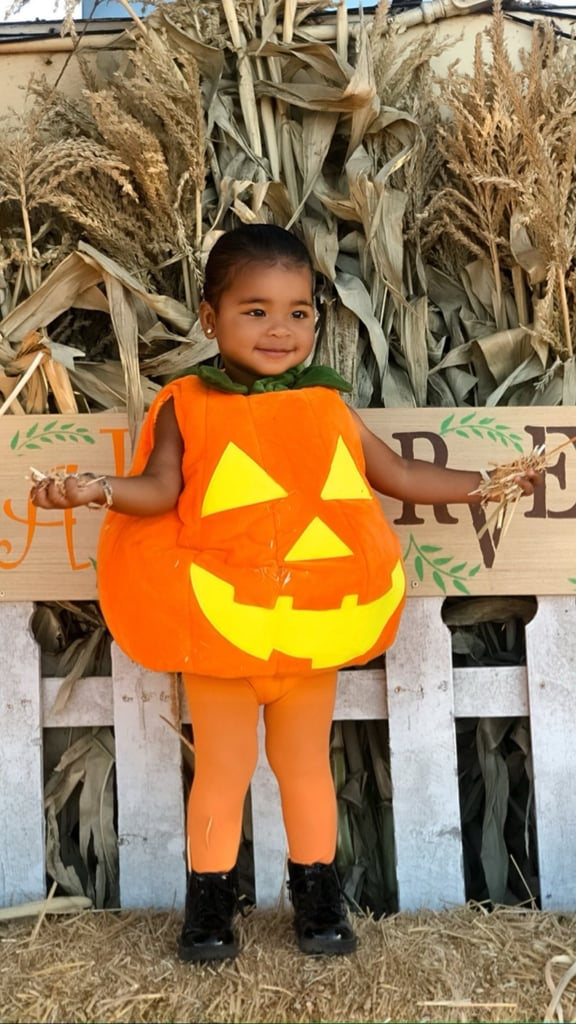 True Thompson's Adorable Halloween Costumes | Photos