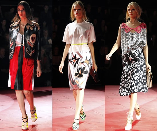 Photos of Miu Miu Spring 2011 at Paris Fashion Week