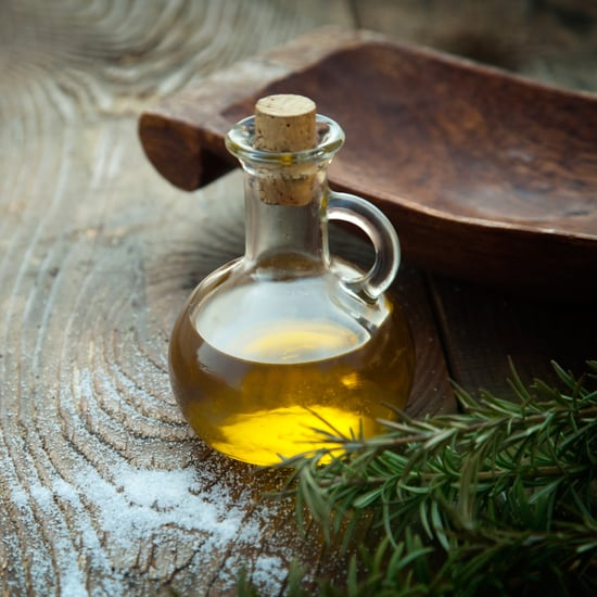 Olive Oil's Not Just For Cooking . . .