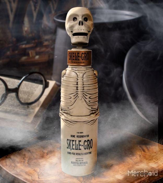 Harry Potter Make No Bones About It Skele-Gro Water Bottle