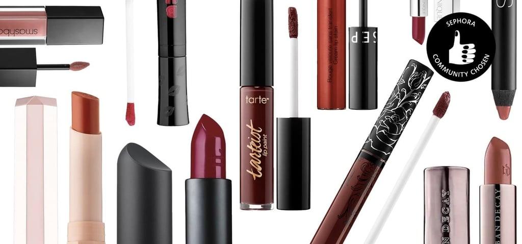 Best Fall Lipsticks at Sephora 2018