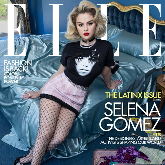 Elle's September 2021 Cover With Selena Gomez Triggered Me