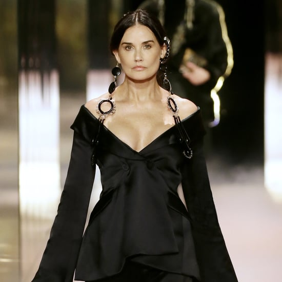 Demi Moore Opened Kim Jones's Debut Collection for Fendi