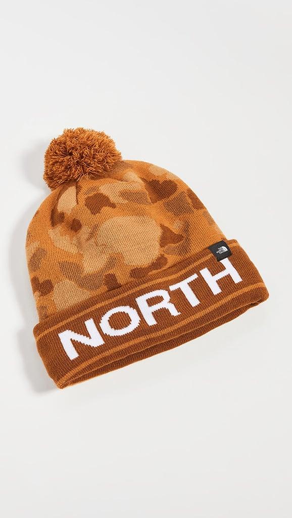 The North Face Ski Tuke Hat With Pom