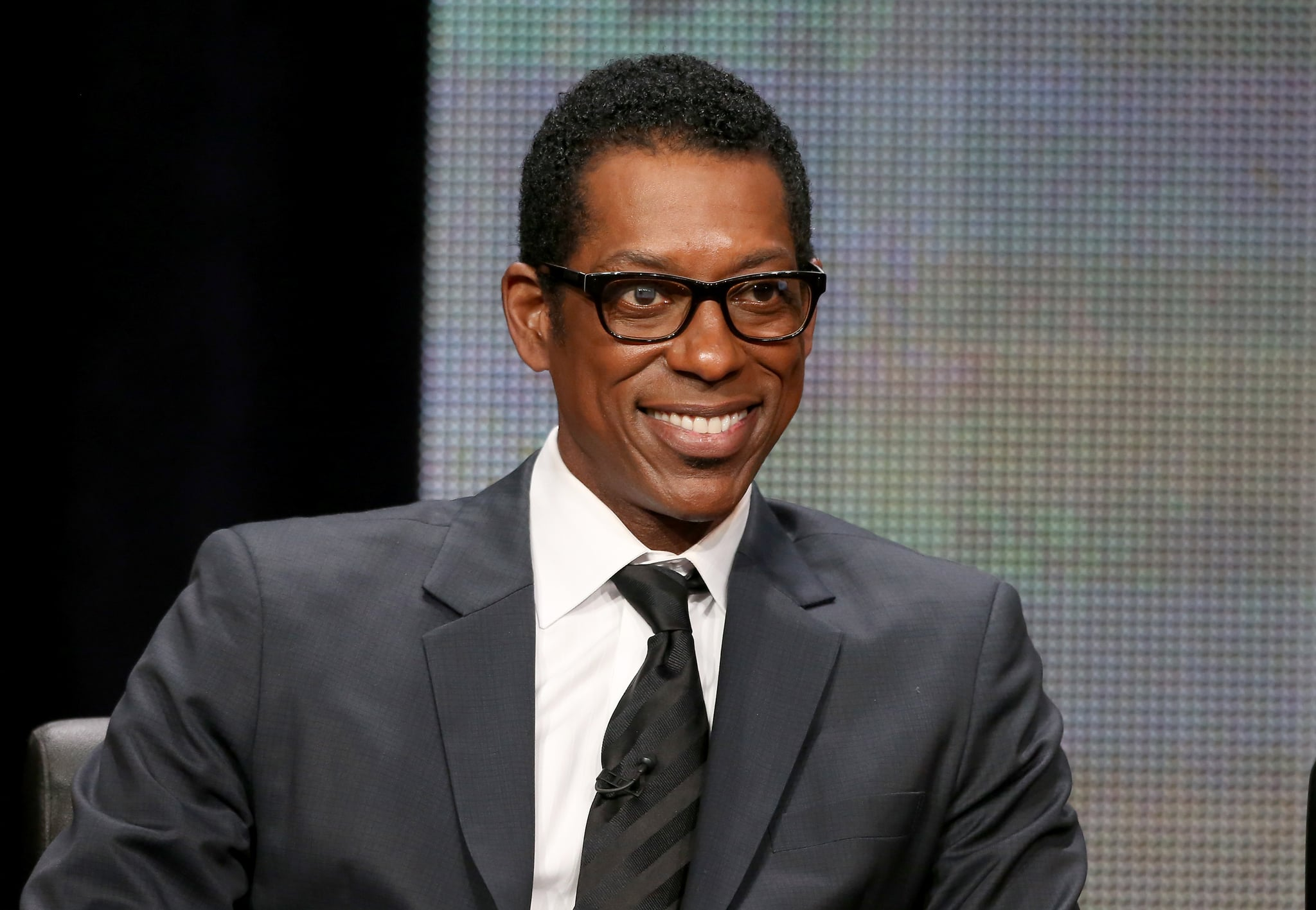 Orlando Jones was at the Summer TCA Press Tour to promote his new show, Sleepy Hollow.
