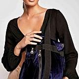 Velvet Yoga Bag