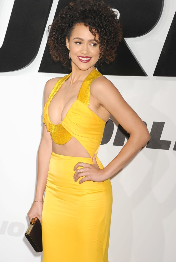 These Sexy Nathalie Emmanuel Pics Will Have You Wanting to Visit Naath ASAP