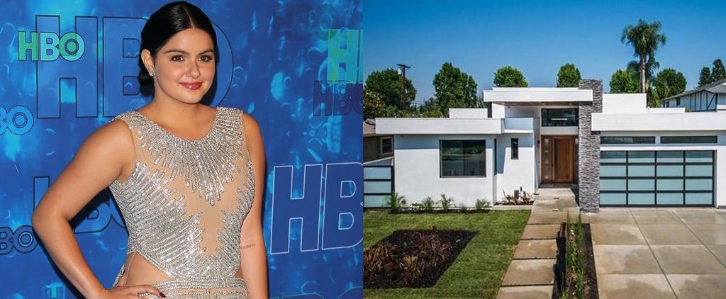 Ariel Winter Buys House in LA