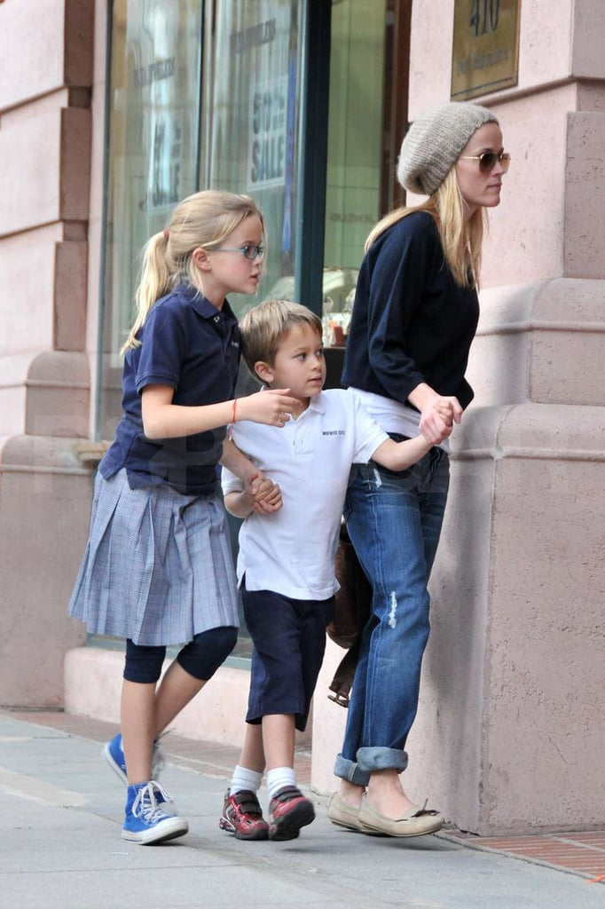 Photos of Reese and the Kids