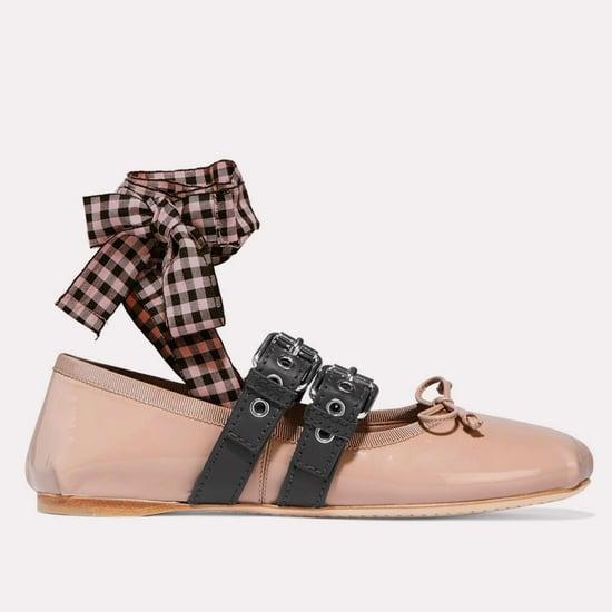 Ballet Flats Shoe Trend For Spring 2017