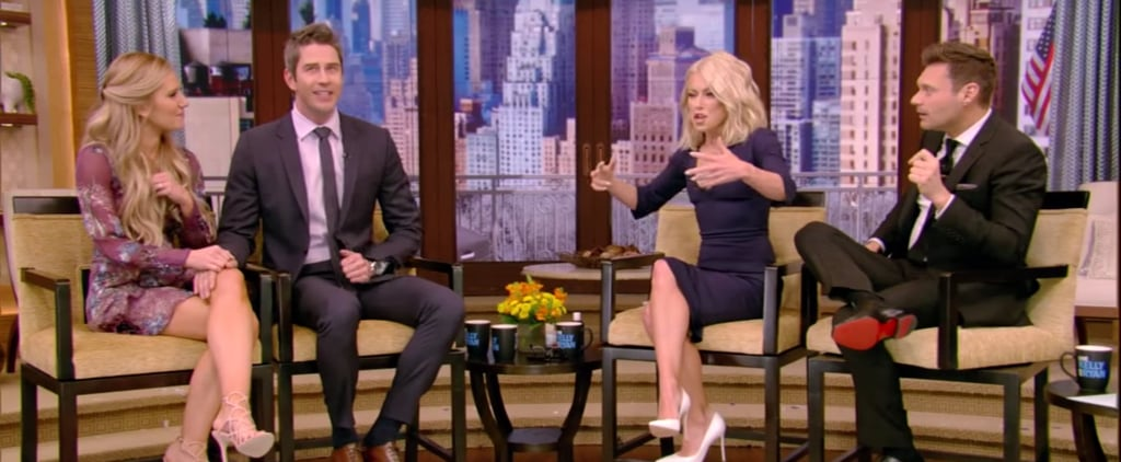 Arie and Lauren B. on Live With Kelly and Ryan Video