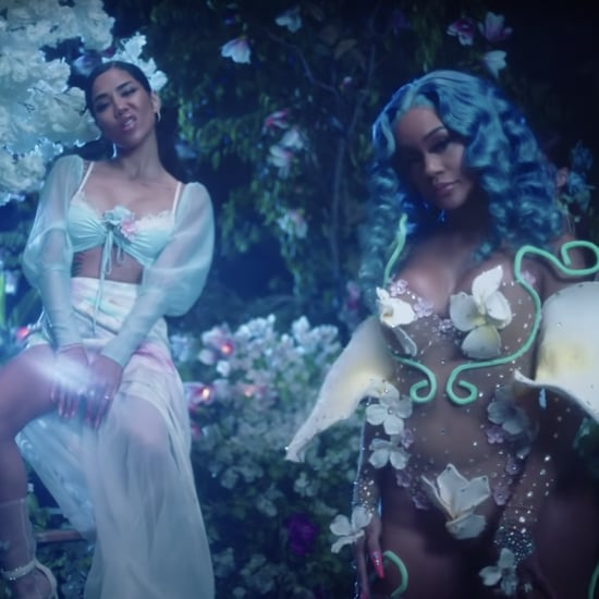 "Watch Saweetie and Jhené Aiko's ""Back to the Streets"" Video"