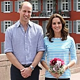 They Looked Picture-Perfect in Germany