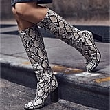 Kenneth Cole New York Justin Block-Heel Tall Boots