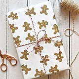 Gingerbread Wrapping Paper