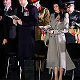 Meghan's First Anzac Day Service