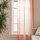 Urban Outfitters Dyed Ombré Border Curtain