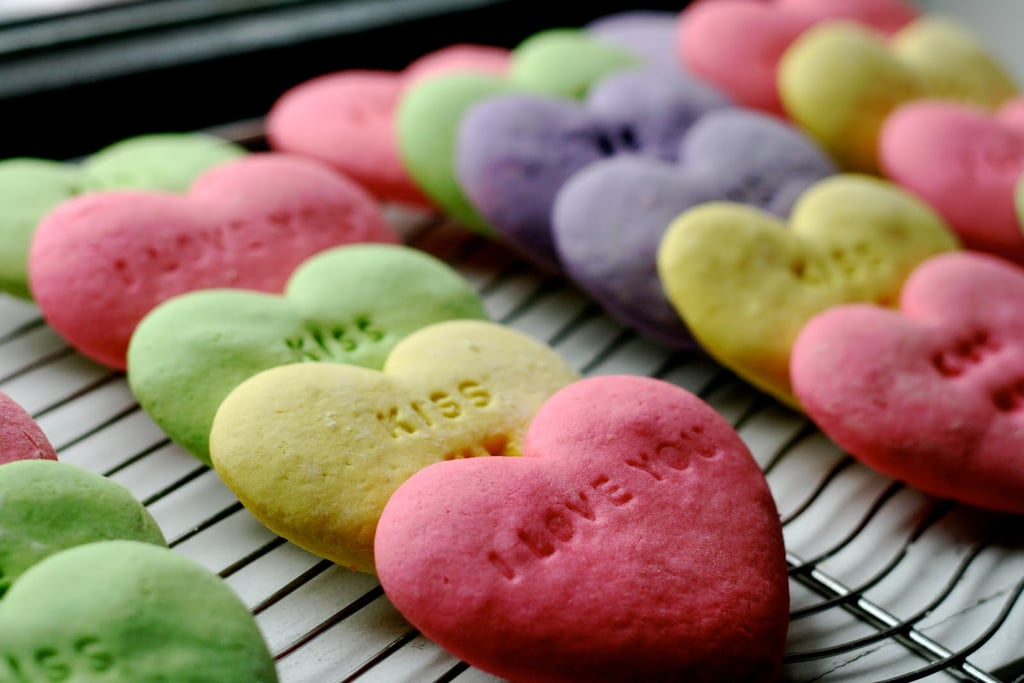 quick and easy valentines day treats popsugar moms - Homemade Valentine Treats