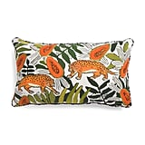 Made in India Embroidered Safari Pillow