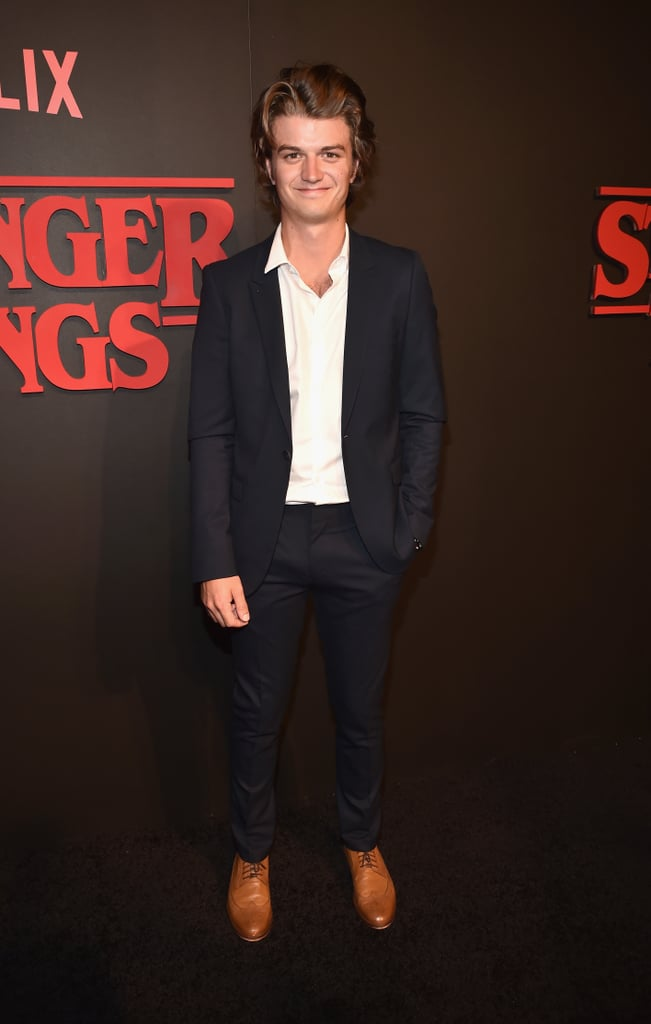 Joe Keery at Stranger Things Season 1 Premiere