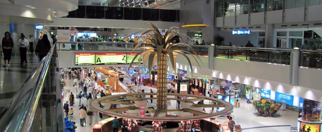 Dubai Airports Holiday Travel 2017