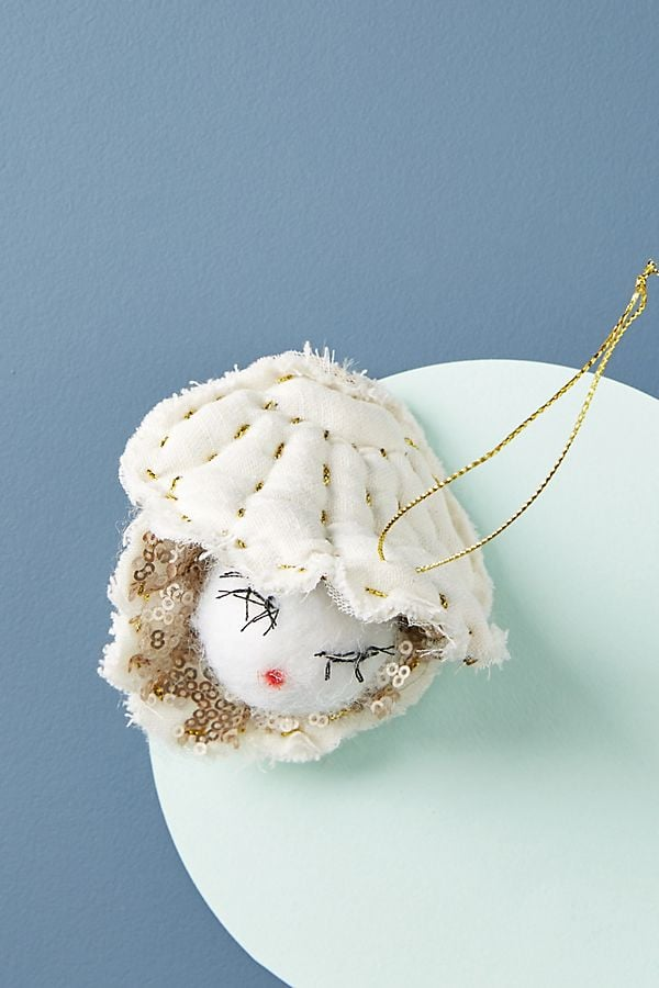Oyster Ornament