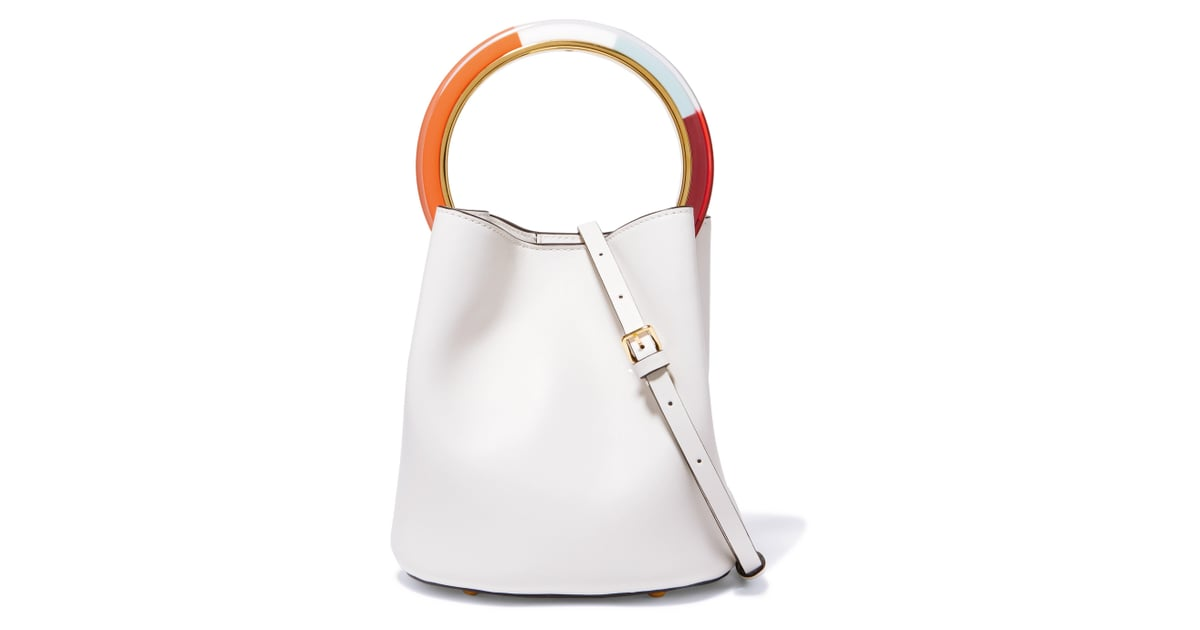 4c66c6c699 Marni Pannier small suede bucket bag NETAPORTERCOM SHOP in