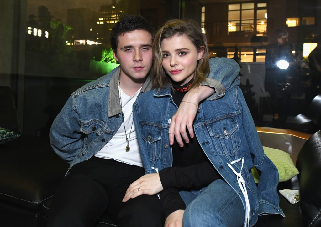 Chloë Grace Moretz's Ring Is a Sweet Message For Her Boyfriend, Brooklyn Beckham