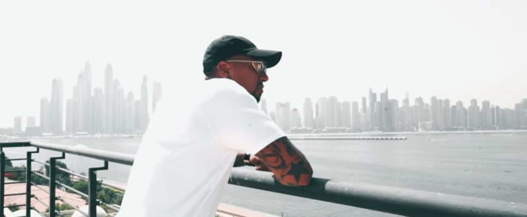 Jerome Boateng Video Visit Dubai