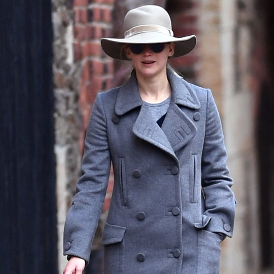 Jennifer Lawrence Out in NYC After Darren Aronofsky Breakup