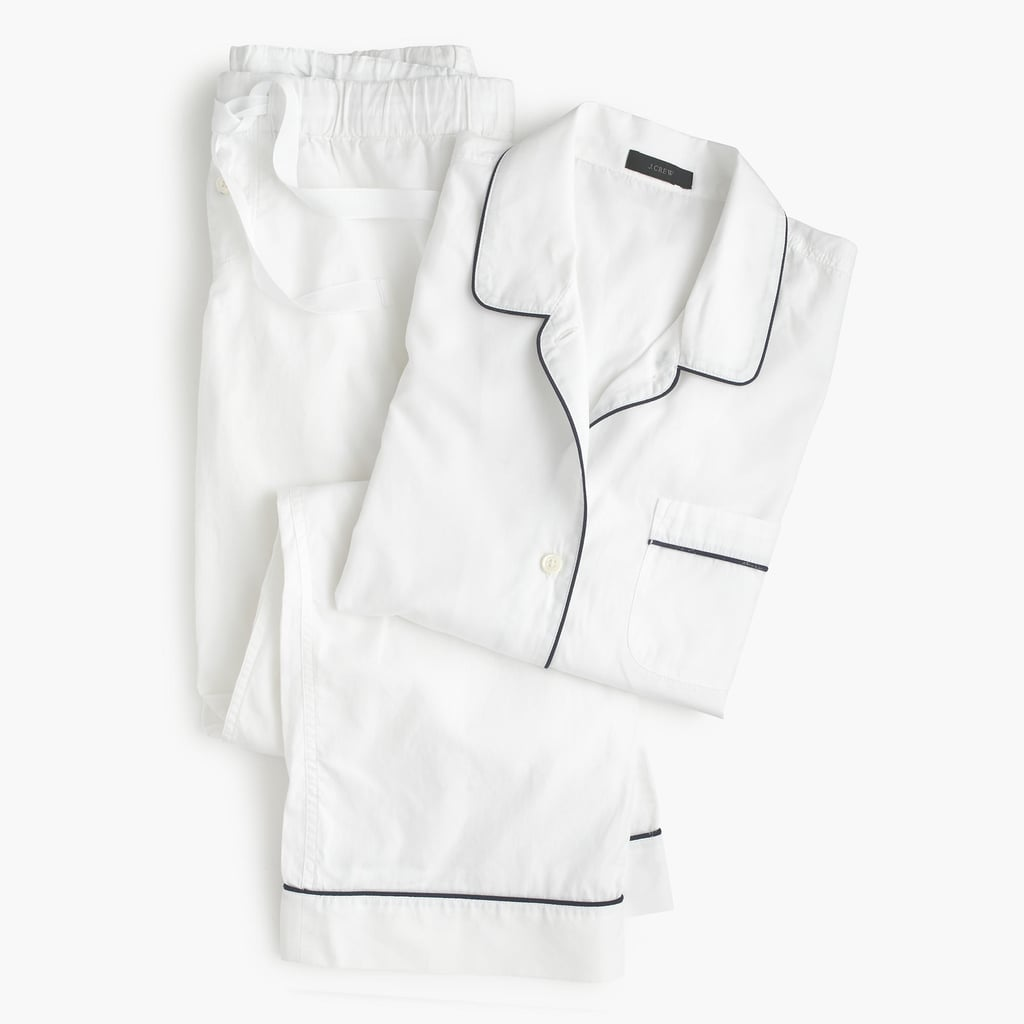 If your friend's all about chilling on the couch watching Netflix, J.Crew's monogrammed PJs ($105 with monogram) are an A+ option. Not only is the vintage design sleek and chic, but it also is only an extra $10 to add initials.