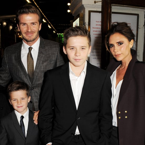 Favorite Celebrity Families of 2013