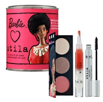 Saturday Giveaway! Barbie Loves Stila Paint Can, 1980 Foxy Doll