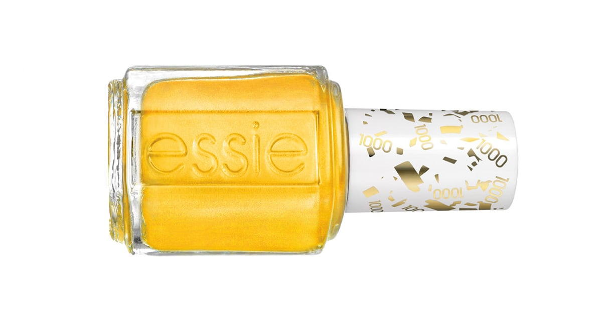 Iconic Nail Brand Essie Releases Its 1,000th Polish Shade