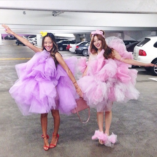 diy halloween costumes for best friends popsugar australia smart living