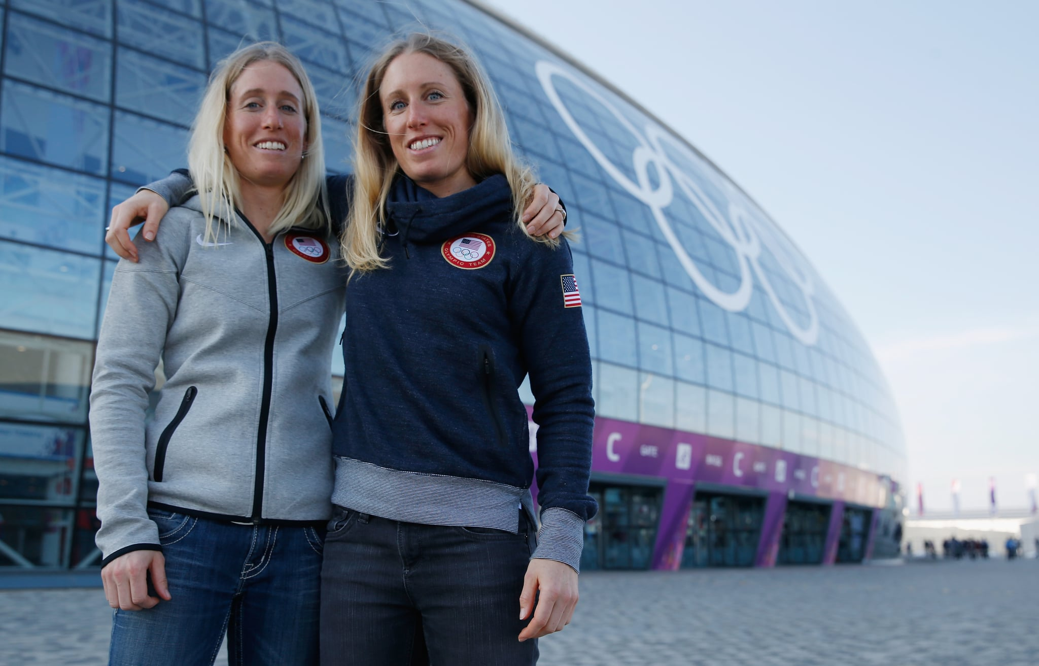 Tracy Barnes Gives Up Olympic Dream For Twin Sister