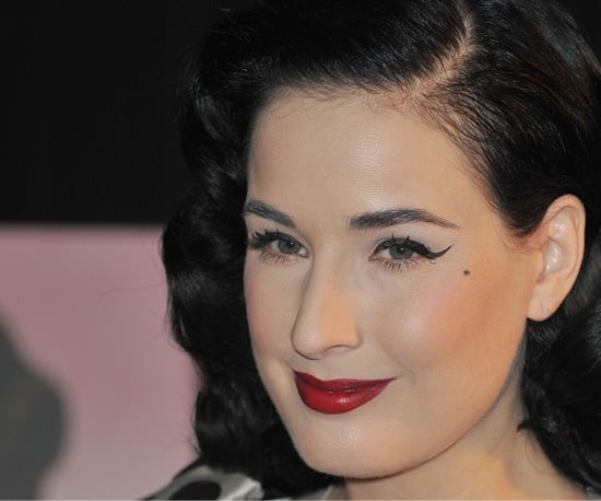 Dita Von Teese Talks About Her Upcoming Book And A