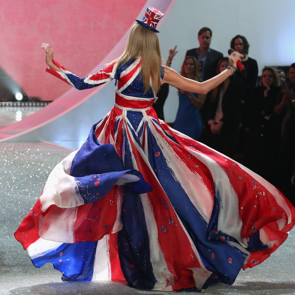 Victoria's Secret Fashion Show British Moments