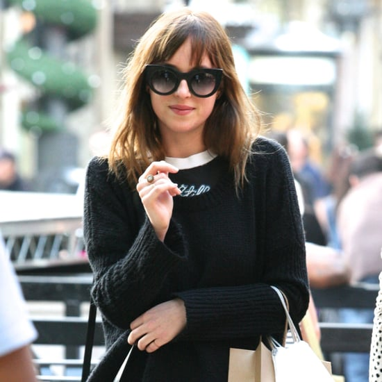 Dakota Johnson Shopping With Imogen Poots