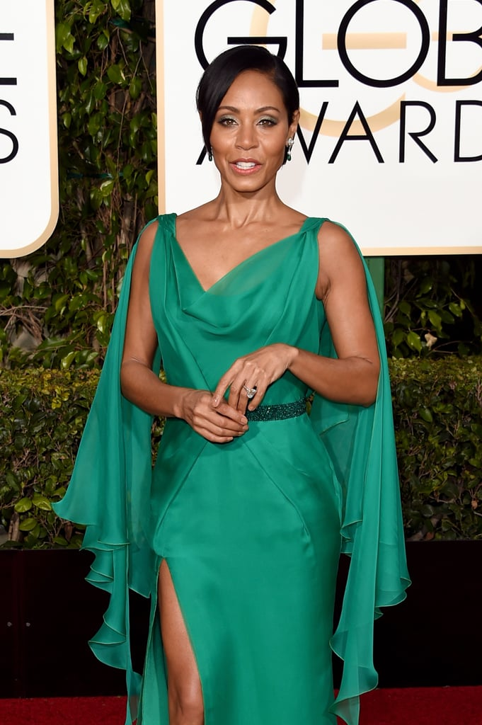 Wondering What a 12-Carat Diamond Looks Like? Check Out Jada Pinkett Smith's Finger